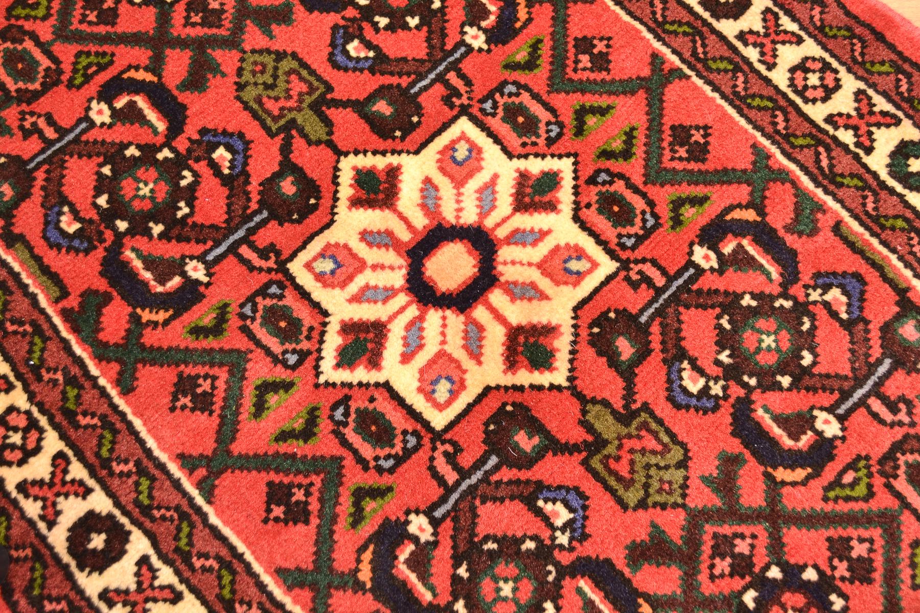 Persian Hosseinabad Runner 1 90x0 65m The Oriental Rug