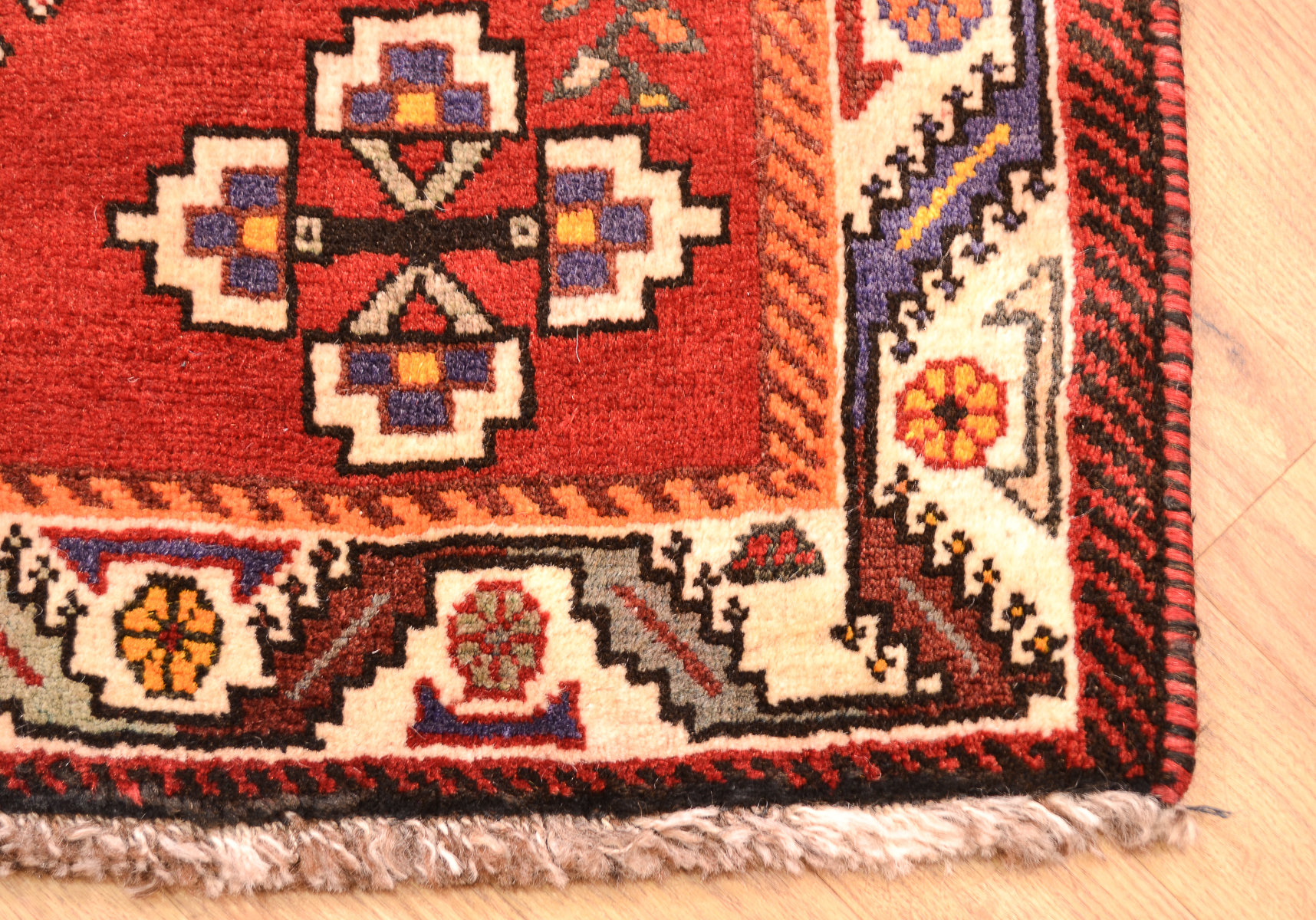 Persian Qashqai Runner 2 60x0 92m The Oriental Rug Merchant
