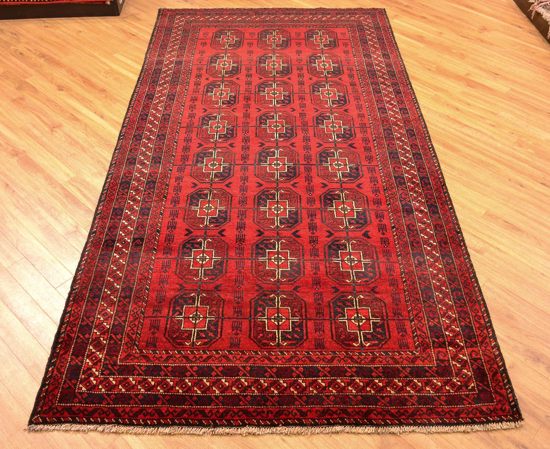 Afghan Belouch Kelleghi Carpet 2 62x1 40m The Oriental