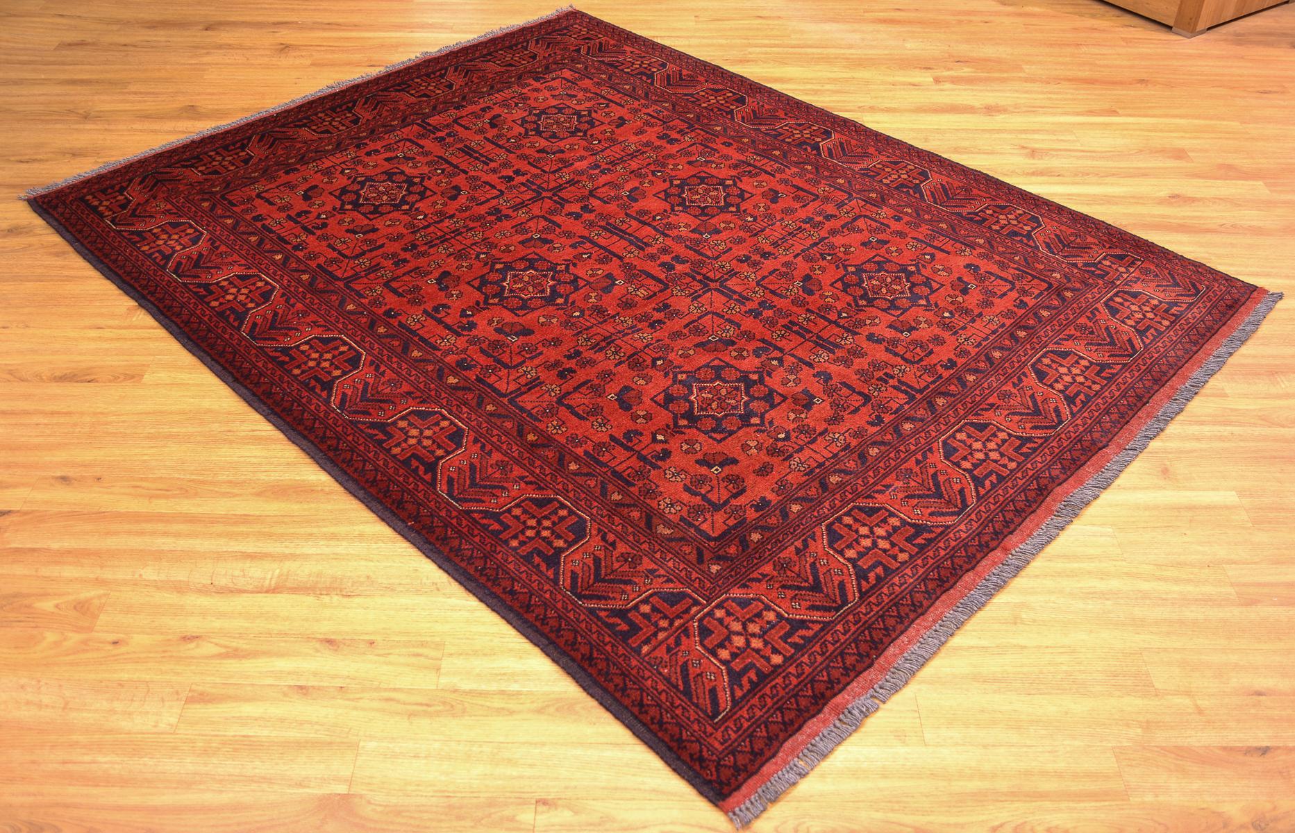 Khan Mohamadi Rug 1 94x1 52m The Oriental Rug Merchant