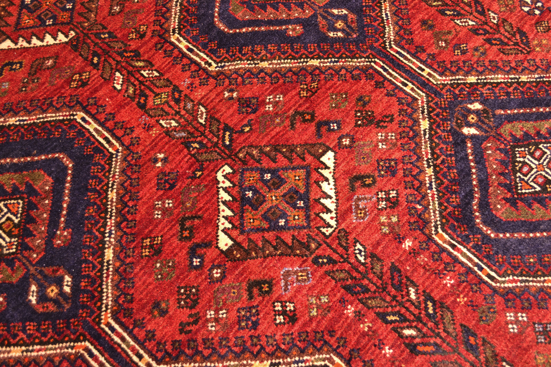 Persian Qashqai Carpet 2 52x1 80m The Oriental Rug Merchant