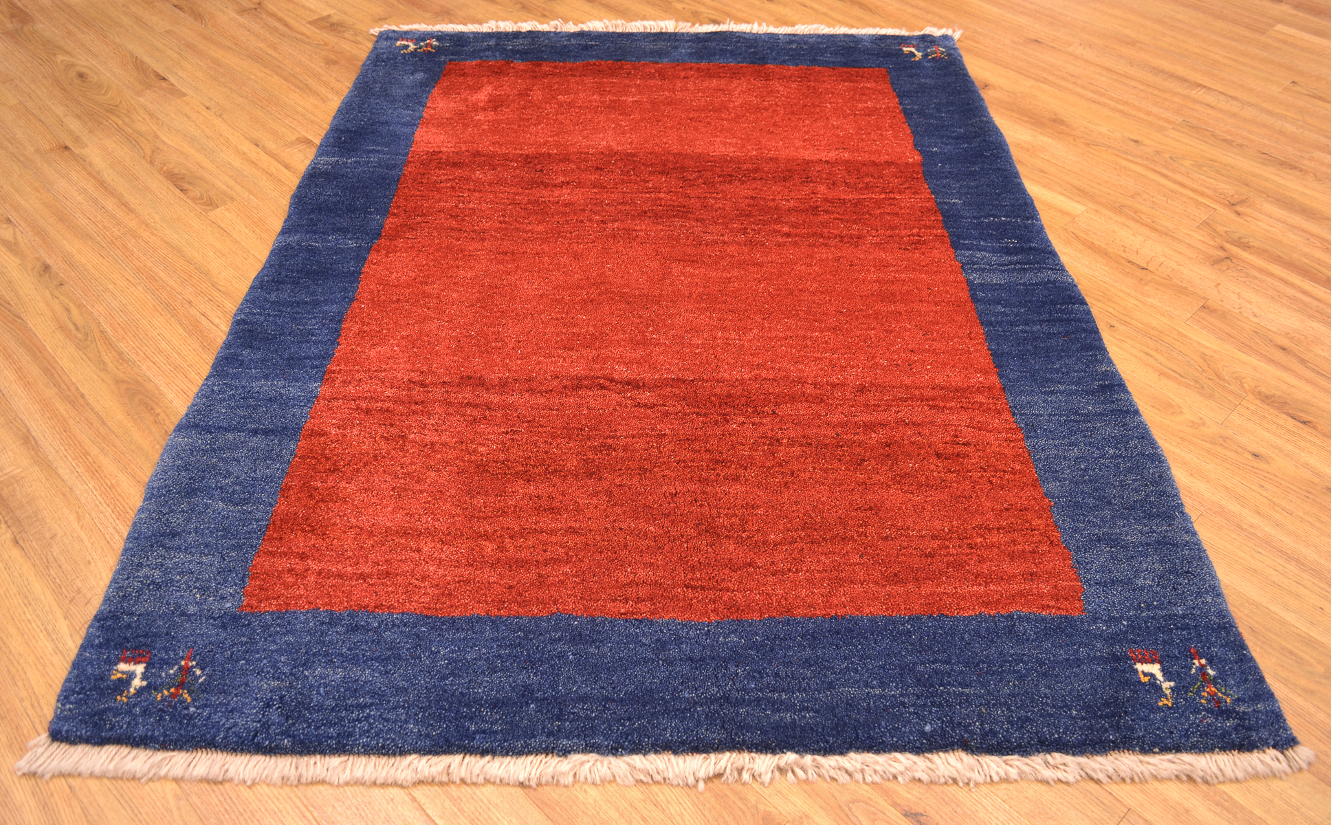 Heavy Quality Gabbeh Rug 1 47x1 15m The Oriental Rug