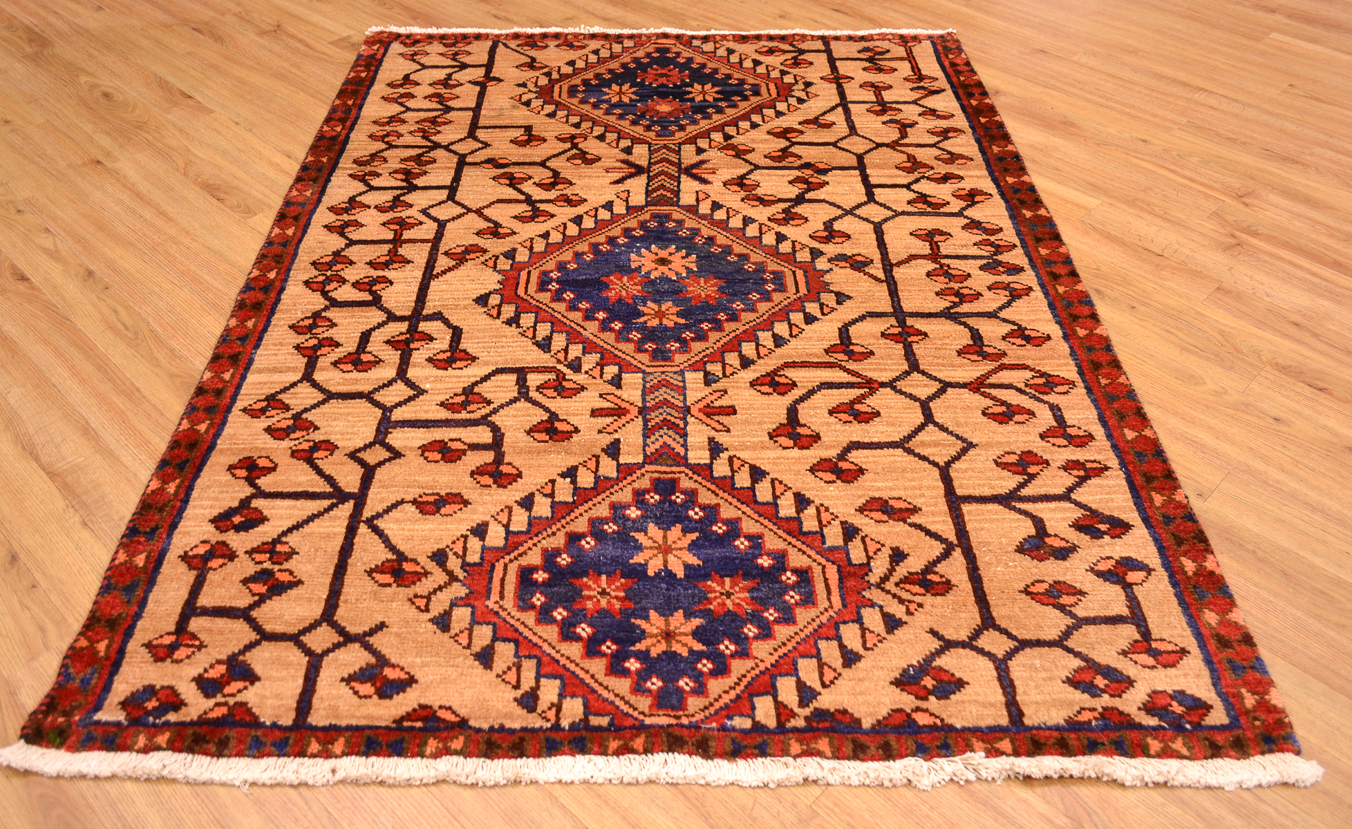 Old Gabbeh Nomad Rug 1 59x1 20m The Oriental Rug Merchant