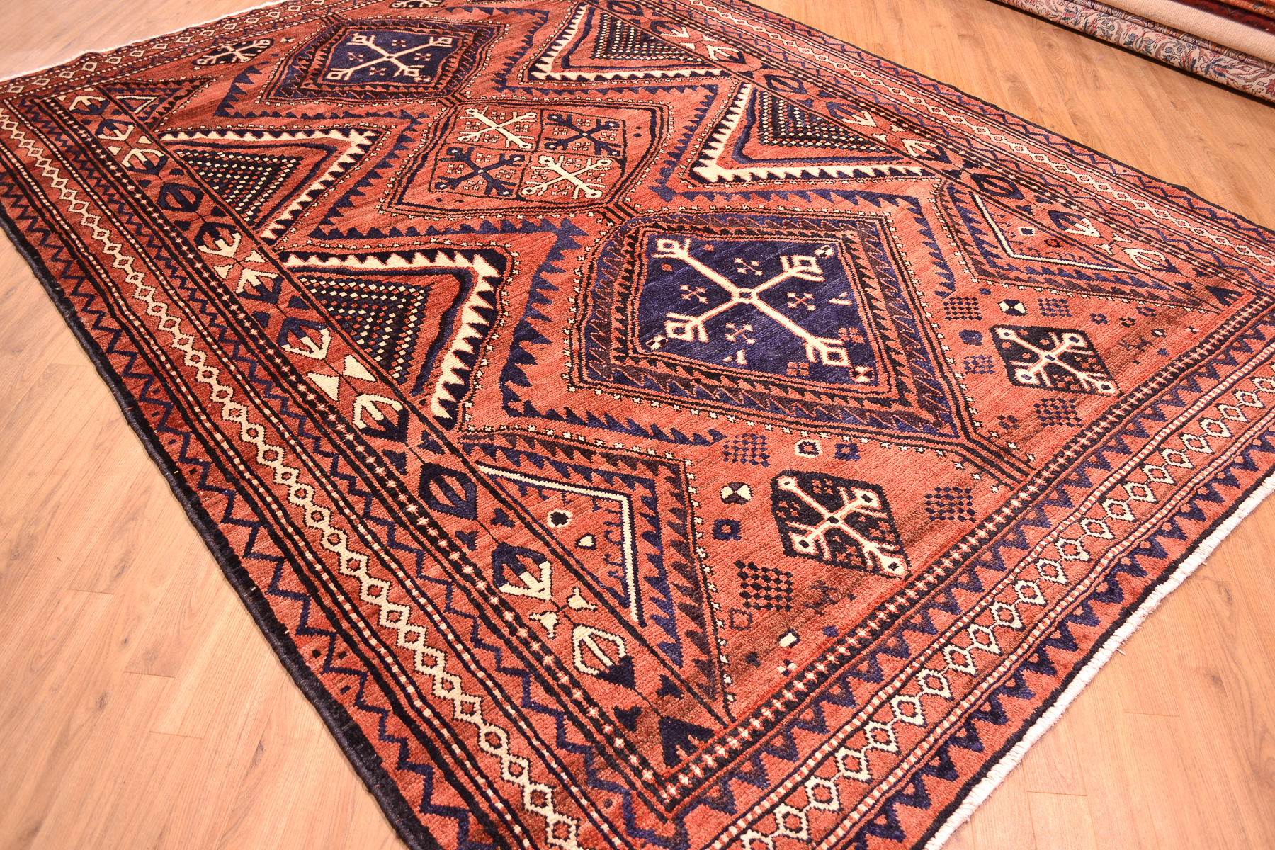 Persian Luri Carpet 3 05x2 25m The Oriental Rug Merchant