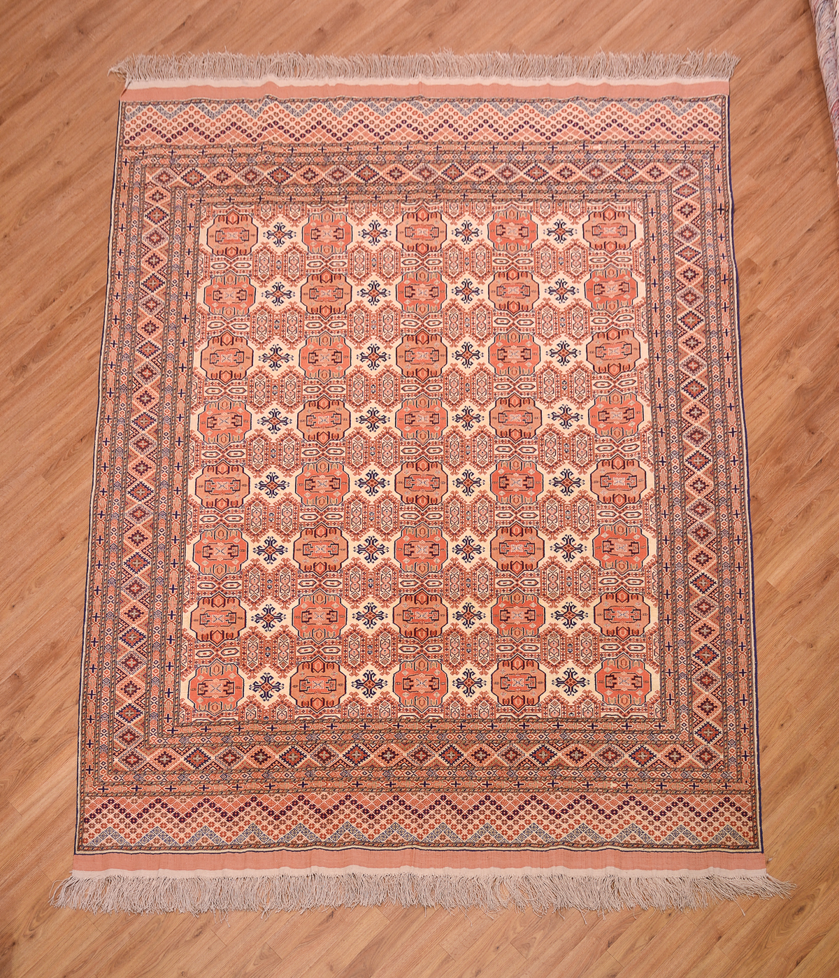 Prestigious Fine Afghan Silk Amp Wool Carpet The Oriental