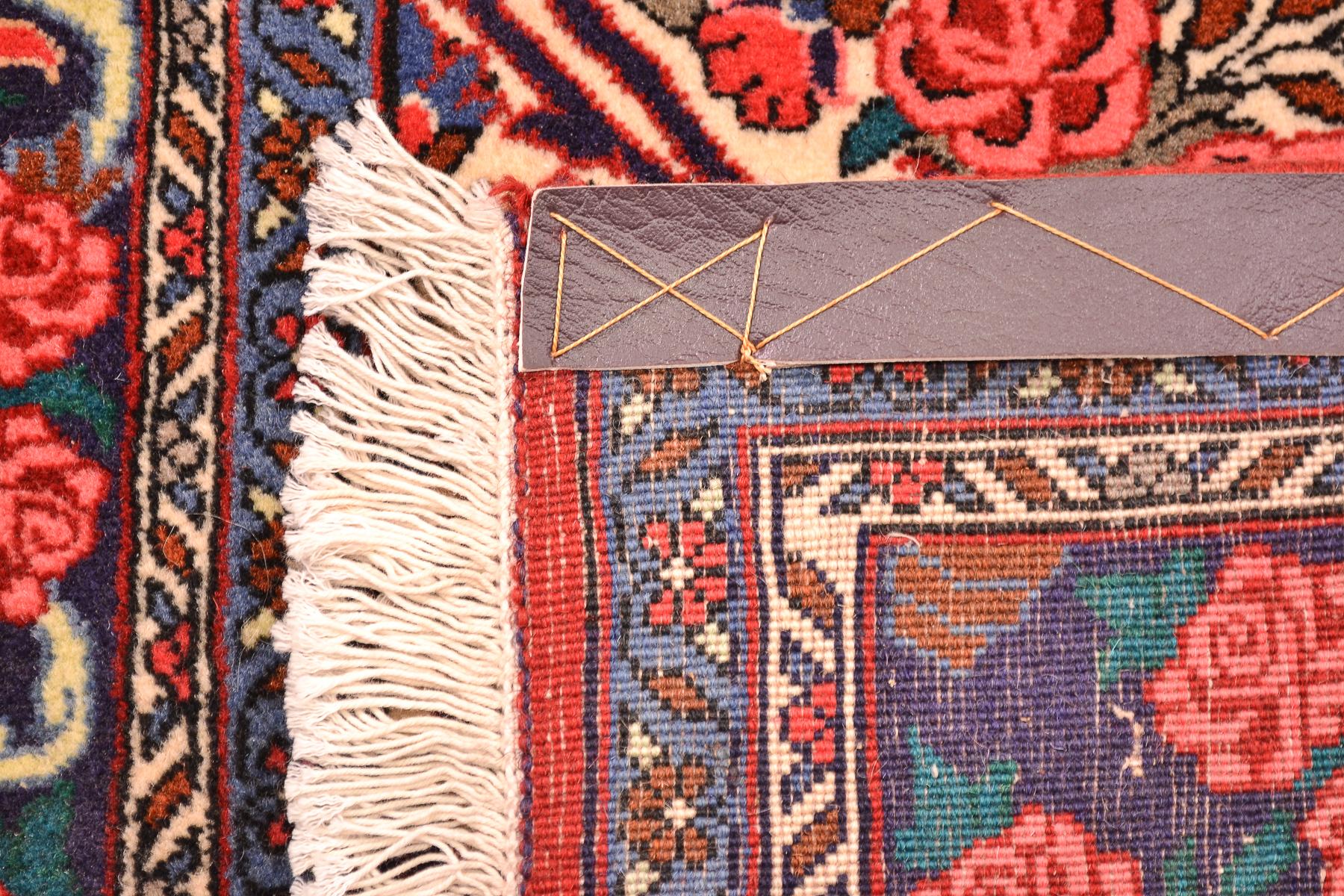 Persian Floral Bidjar Runner 2 09x0 87m The Oriental Rug