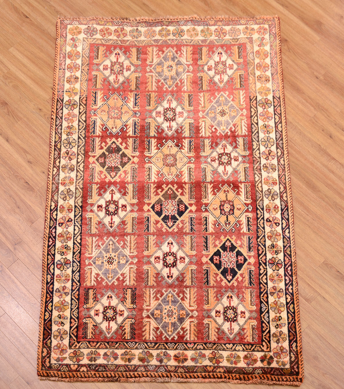 Tribal Rug Nz: Hand-knotted Tribal Persian Gabbeh Rug