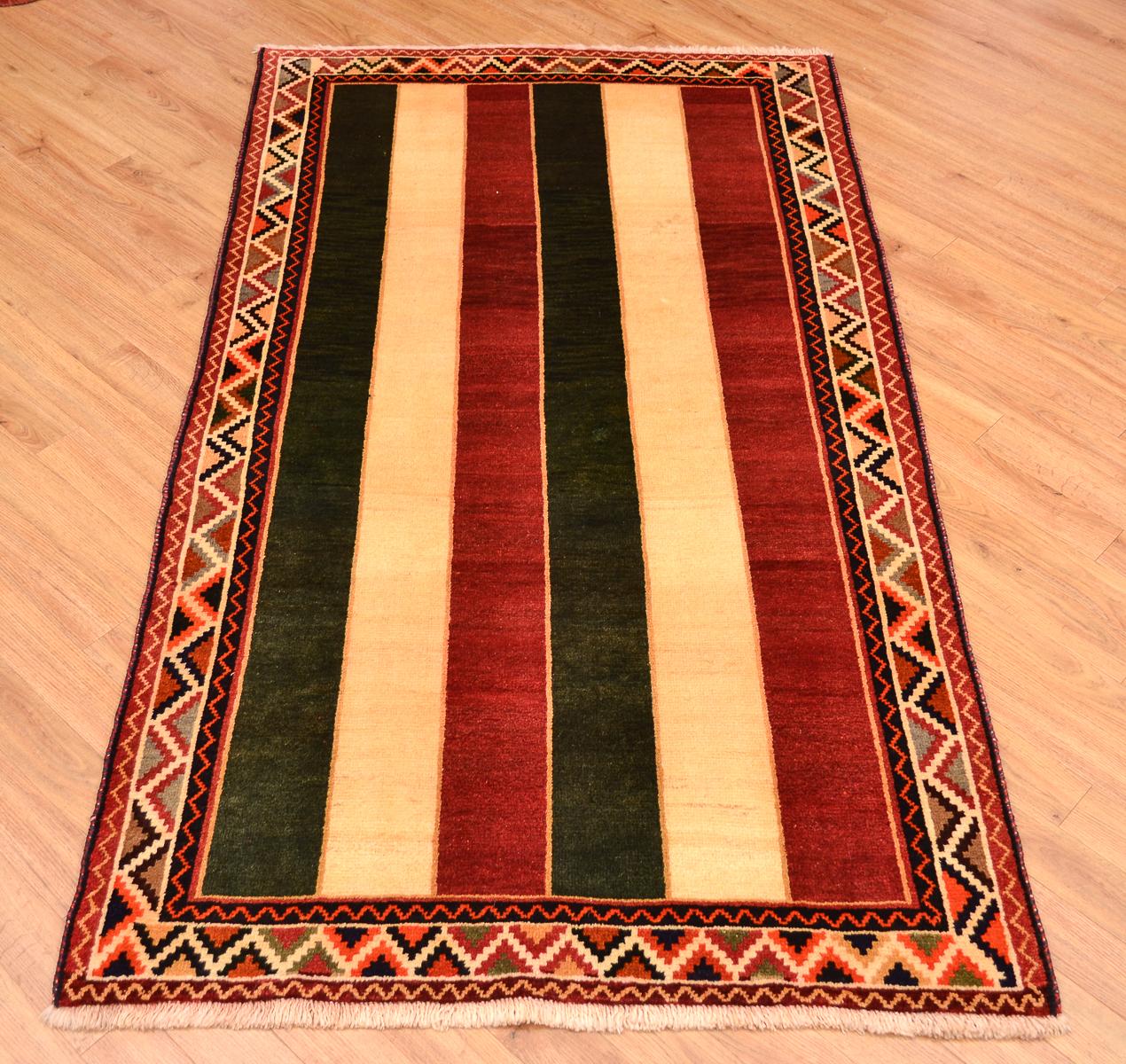 Tribal Persian Gabbeh Mossul Rug The Oriental Rug Merchant