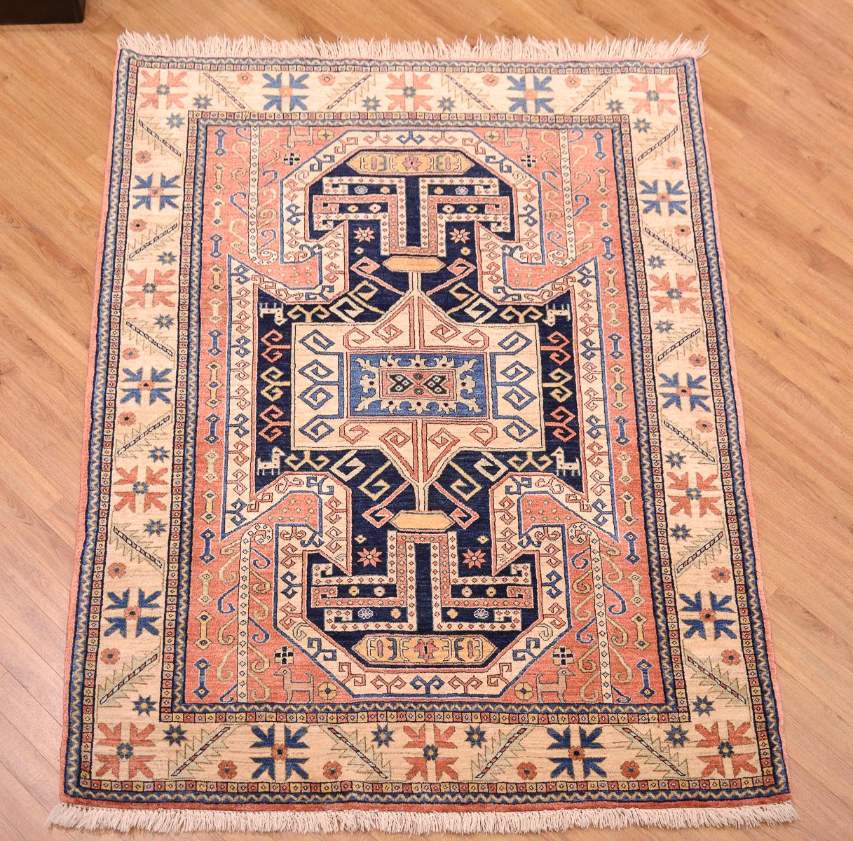 Fine Handmade Persian Qashquli Rug The Oriental Rug Merchant