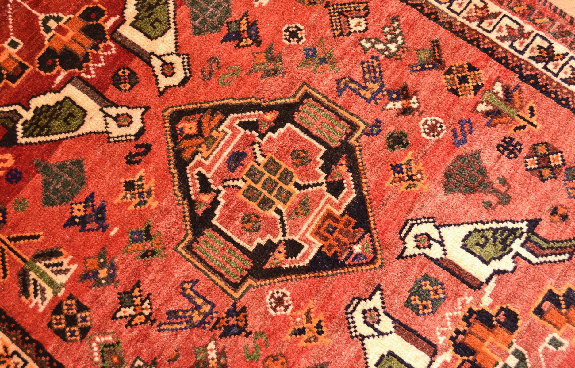 Persian Qashqai Rug 1 23x0 88m