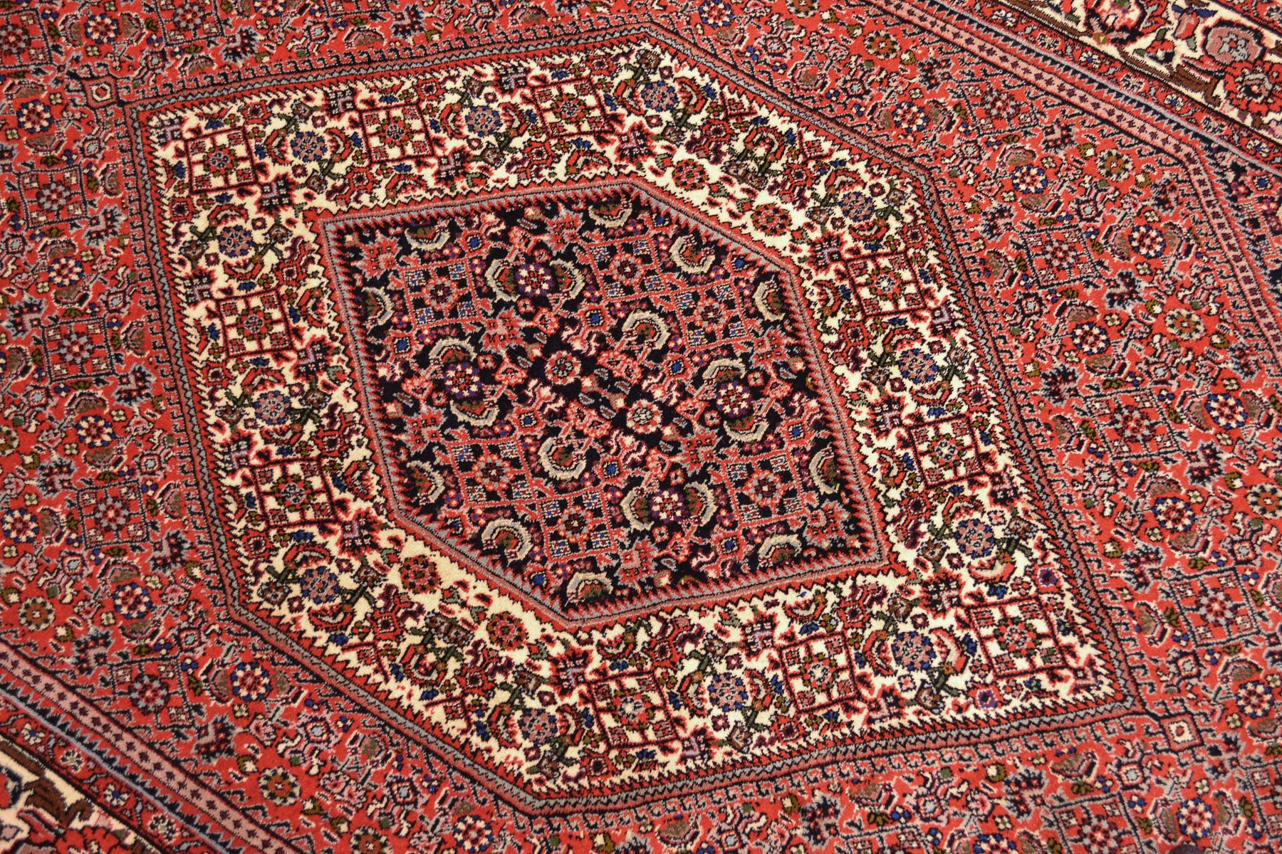 Fine Persian Bidjar Rug 1 83x1 13m 6ftx4ft The