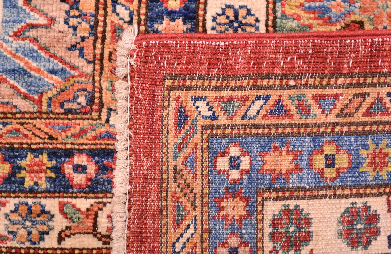 Fine Afghan Kazak Carpet 304x211m The Oriental Rug
